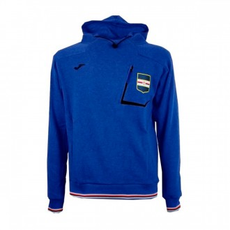 Sweatshirt  Joma UC Sampdoria 2018-2019 Street Royal