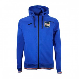 Jacket  Joma UC Sampdoria 2018-2019 Street Royal