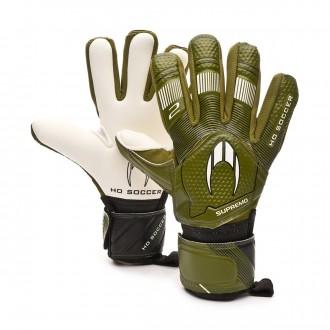 Glove  HO Soccer Clone Supremo II Negative Army