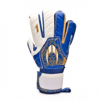 Luvas  HO Soccer One Flat High blue