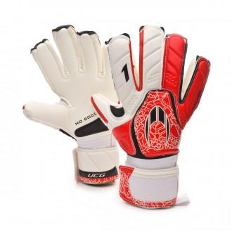 Glove  HO Soccer One Negative Intense red