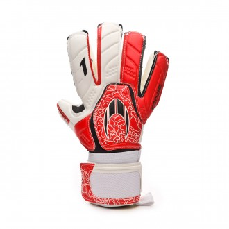 Guante HO Soccer One Negative Intense red