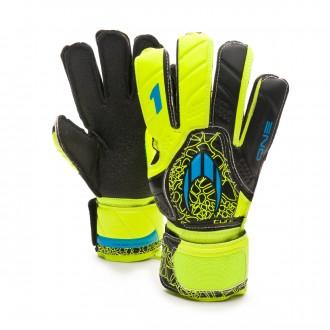 Glove  HO Soccer One Flat Turf Power lime