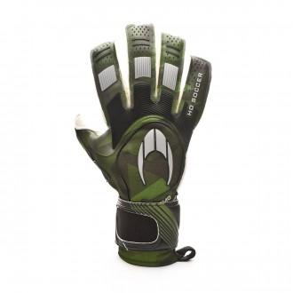 Glove  HO Soccer SSG Supremo II Roll/Negative Army