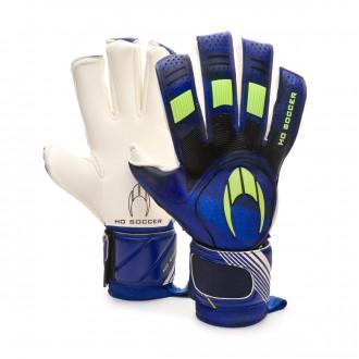Glove  HO Soccer SSG Supremo II Roll/Negative Storm blue