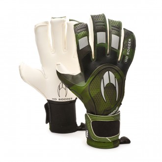 Glove  HO Soccer Supremo Pro II Roll/Negative Army