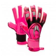 Luvas Supremo Pro II Roll/Negative Flash pink