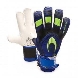 Glove  HO Soccer Supremo Pro II Kontakt Evolution Storm blue