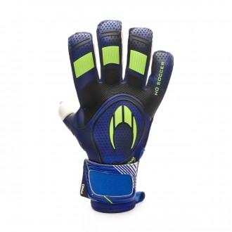 Guante  HO Soccer Supremo Pro II Kontakt Evolution Storm blue