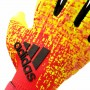Guante Predator Pro CW Solar yellow-Active red-Black