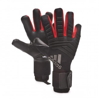 Guante  adidas Predator Pro Black-Active red