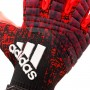 Guante Predator Pro Active red-Black-Solar red