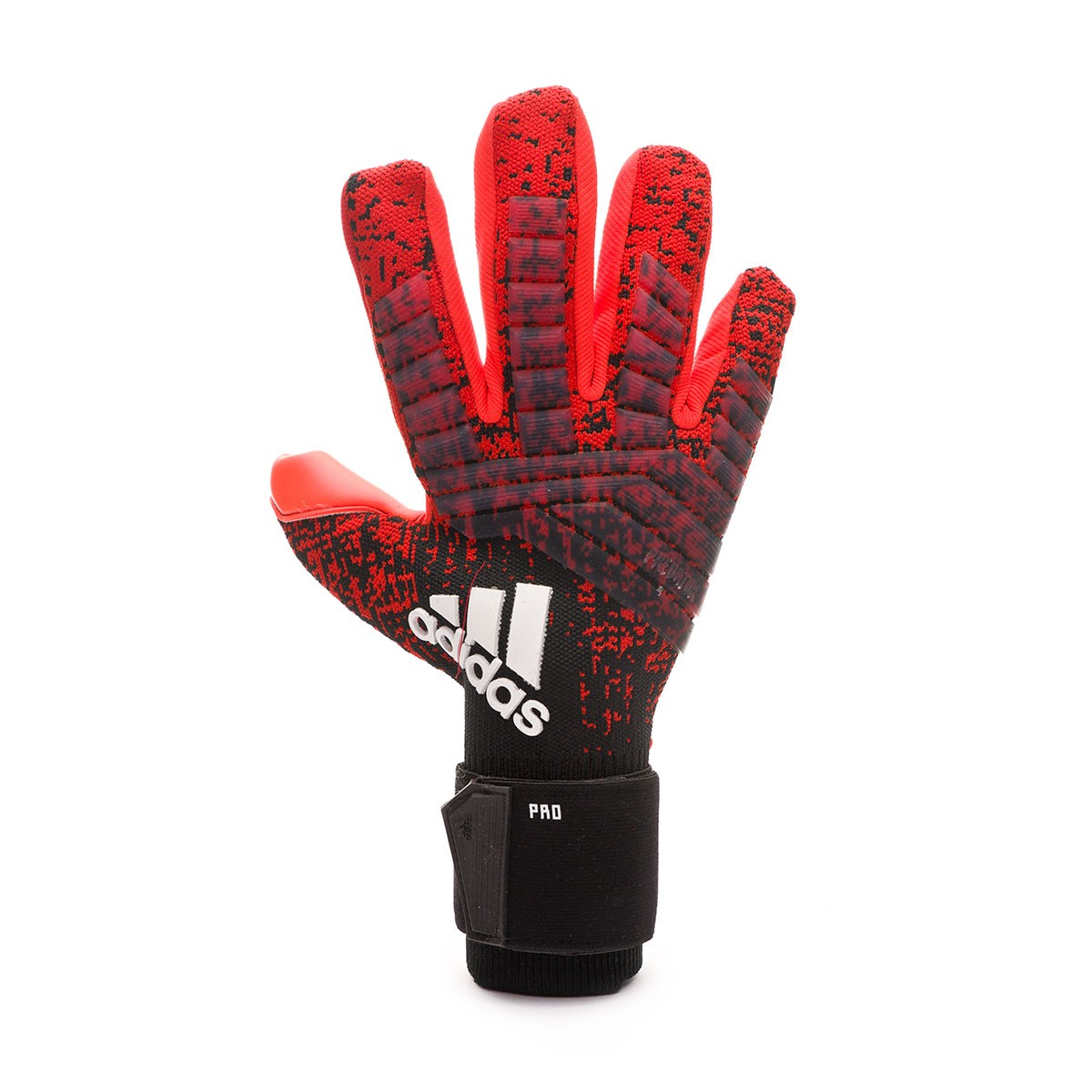 1677cabf5b3 Glove adidas Predator Pro Active red-Black-Solar red - Football store  Fútbol Emotion