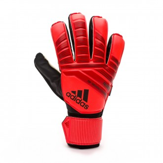 Guante  adidas Predator Training Fingersave Active red-Black-Solar red