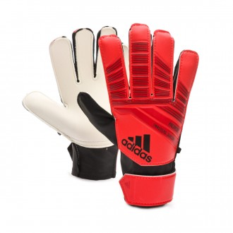 Glove  adidas Kids Predator  Active red-Solar red-Black