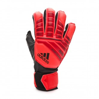 Guante adidas Predator Training Fingersave Niño Active red-Solar red-Black