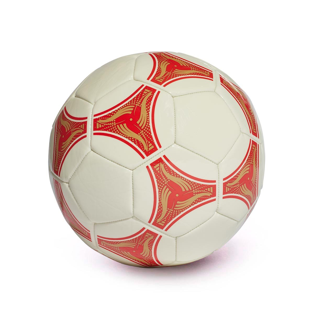 c96d14d88 Ball adidas Conext 19 Capitano Raw white-Active red-Raw sand - Football  store Fútbol Emotion