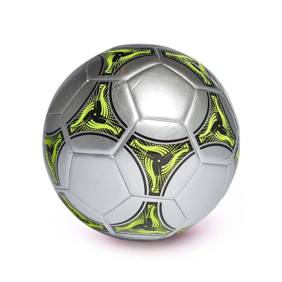 5bdd08dcd Ball adidas Conext 19 Capitano Silver metallic-Black-Solar yellow -  Football store Fútbol Emotion