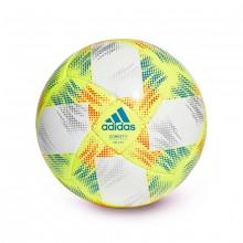 Balón Conext 19 Sala White-Solar yellow-Solar red-Football blue