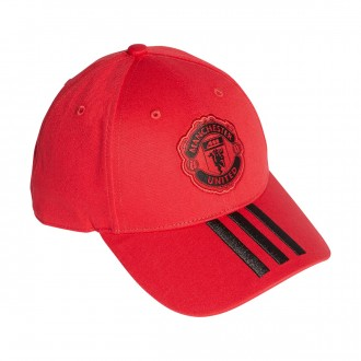Cap  adidas Manchester United FC 2018-2019 Real red-Black