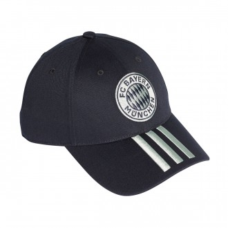 Cap  adidas FC Bayern Munich 2018-2019 Night navy-As green