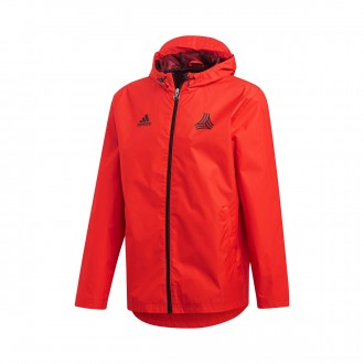 Jacket  adidas Tango Windbreaker Red