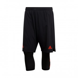 Pantalón corto  adidas Tango Shont Black