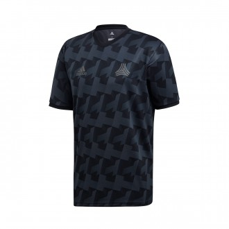 Camiseta  adidas Tango AOP Carbon