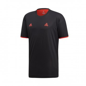 Camiseta  adidas Tango REV Black-Red