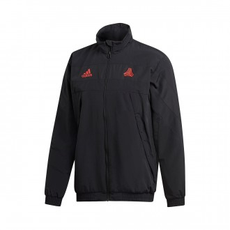Jacket  adidas Tango Training WVN Black