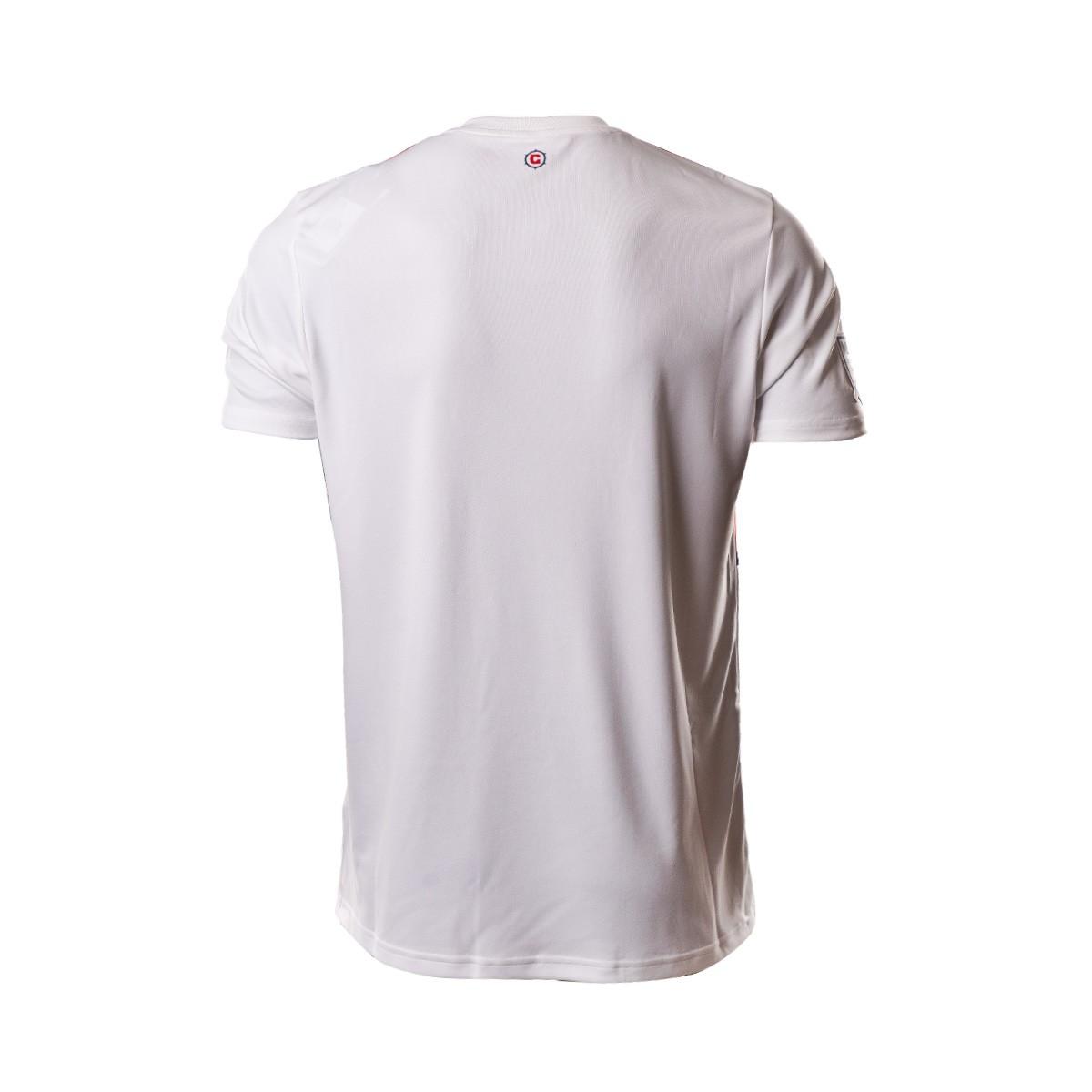 Camiseta Chicago Fire Segunda Equipación 2018 2019 White