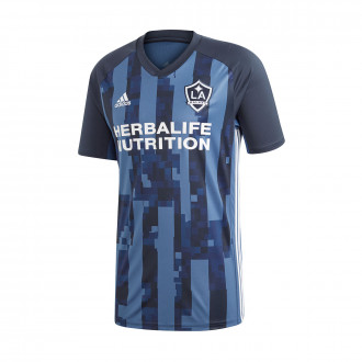 Camiseta  adidas LA Galaxy Segunda Equipación 2018-2019 Night navy