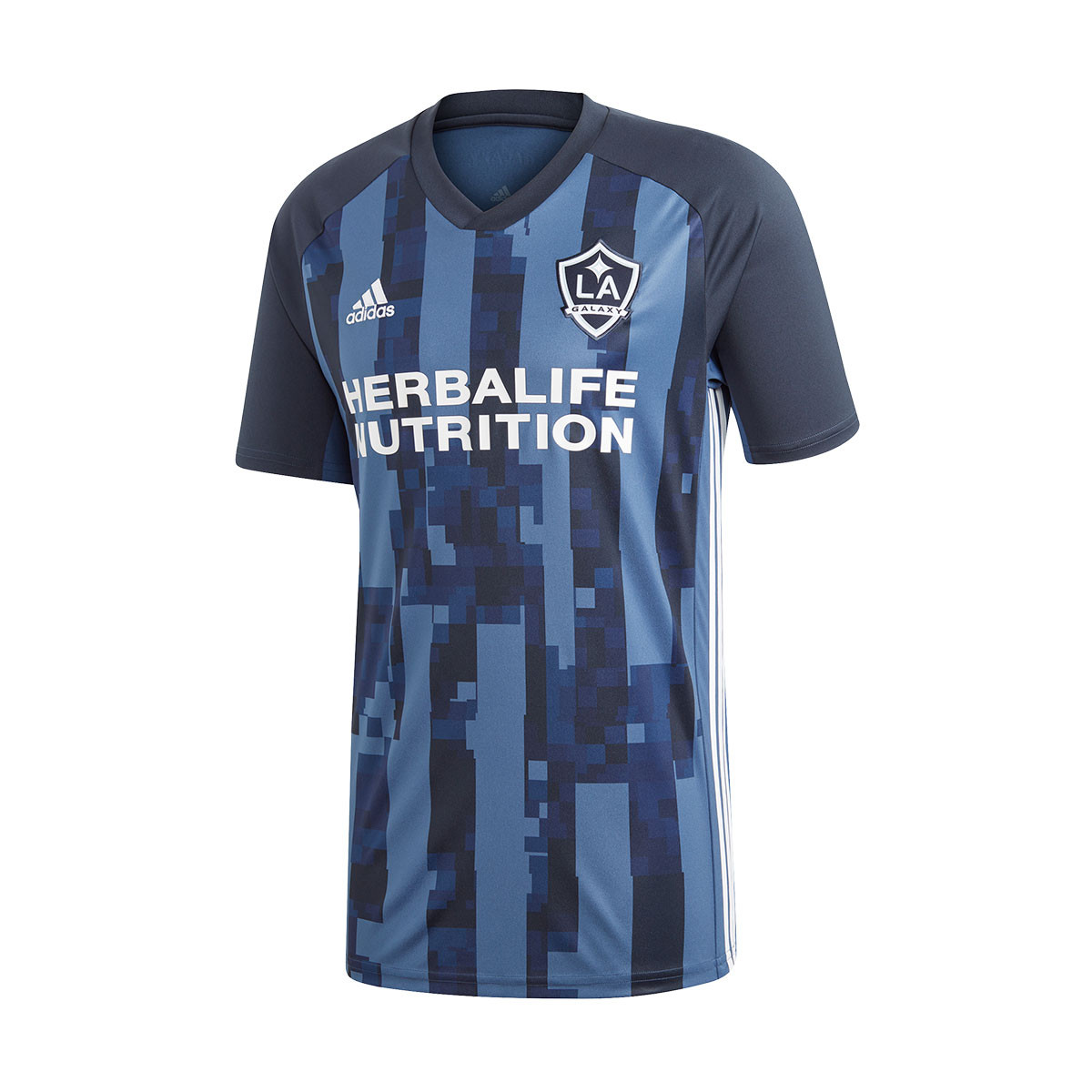 664c00cd99d4a Playera adidas LA Galaxy Segunda Equipación 2018-2019 Night navy - Tienda  de fútbol Fútbol Emotion