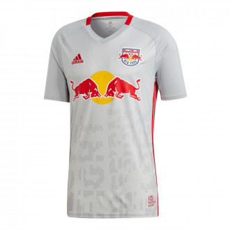 Jersey  adidas Red Bull NY  2018-2019 Home Clear onix