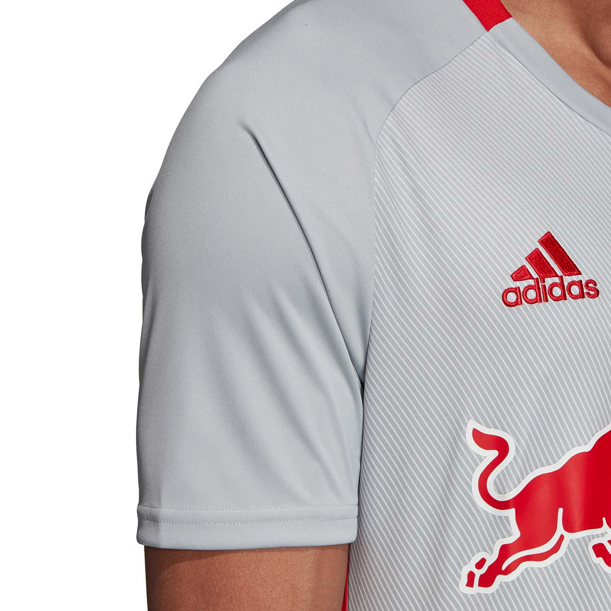 20a4f154e Jersey adidas Red Bull NY 2018-2019 Home Clear onix - Football store Fútbol  Emotion