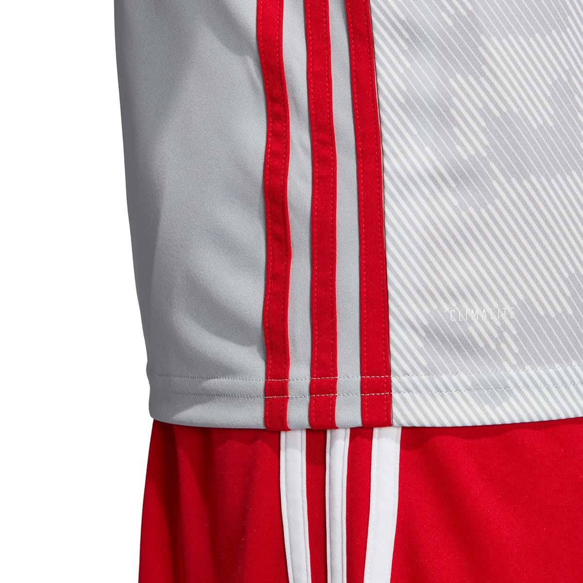 Ny Boutique Red Domicile 2018 2019 Maillot Adidas Bull Onix Clear mv80wyNOn