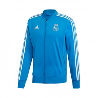 Jacket  adidas Real Madrid PES 2018-2019 Craft blue-Core white