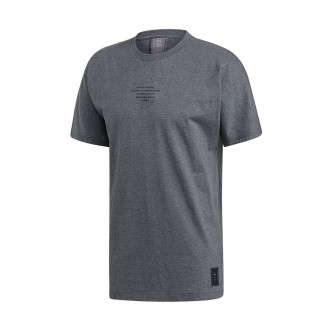 Camiseta  adidas Real Madrid SSP 20018-2019 Dark grey heather