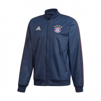 Jacket  adidas FC Bayern Munich Anthem 2018-2019 Collegiate navy