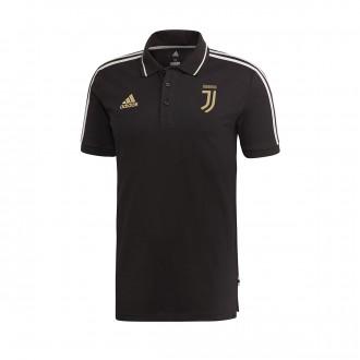 Polo shirt  adidas Juventus 2018-2019 Black