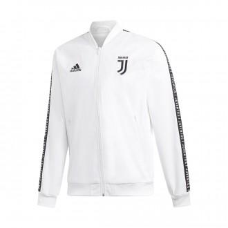Chaqueta  adidas Juventus Anthem 2018-2019 White
