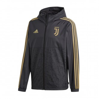 Chaqueta  adidas Juventus Windbreak 2018-2019 Black