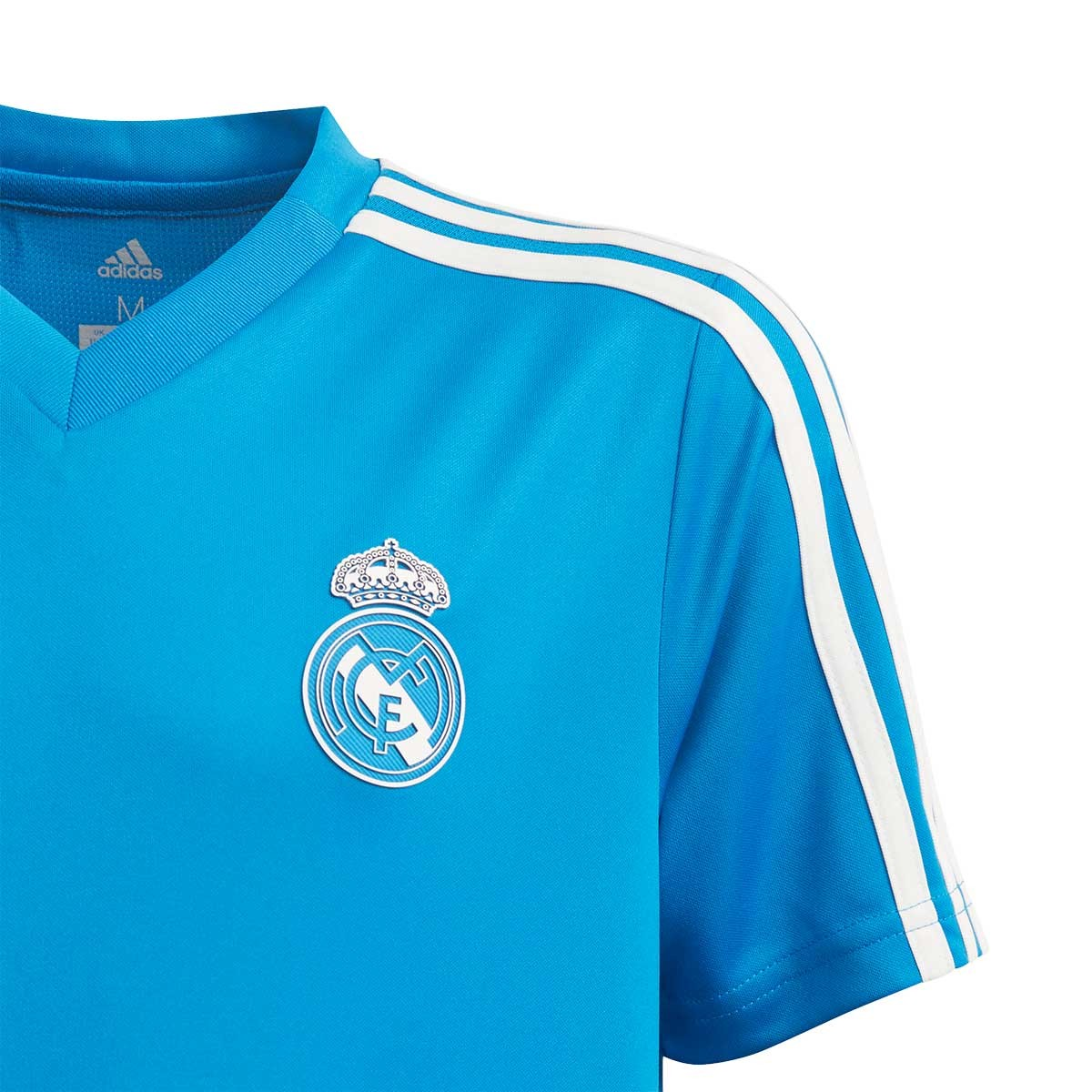 f3e73bd8d1b0a Jersey adidas Kids Real Madrid Training 2018-2019 Craft blue-Dark royal-Core  white - Tienda de fútbol Fútbol Emotion