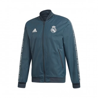 Jacket  adidas Kids  Real Madrid Anthem 2018-2019  Tech onix