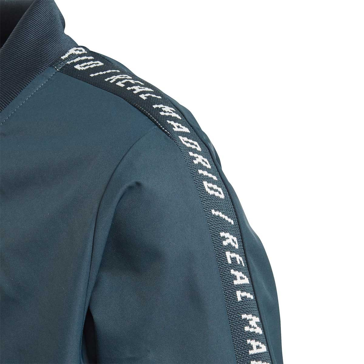 b101f97e5 Jacket adidas Kids Real Madrid Anthem 2018-2019 Tech onix - Football store  Fútbol Emotion