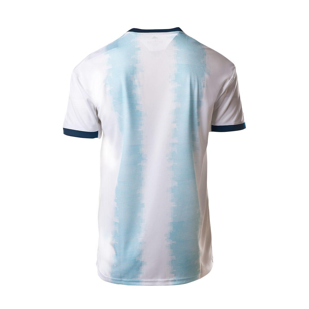 cb66ada3b Jersey adidas Argentina 2019 Home White-Light aqua - Tienda de fútbol  Fútbol Emotion
