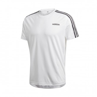 Camiseta  adidas 3S Design2Move White