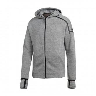 Sudadera  adidas ZNE Fast Release Grey