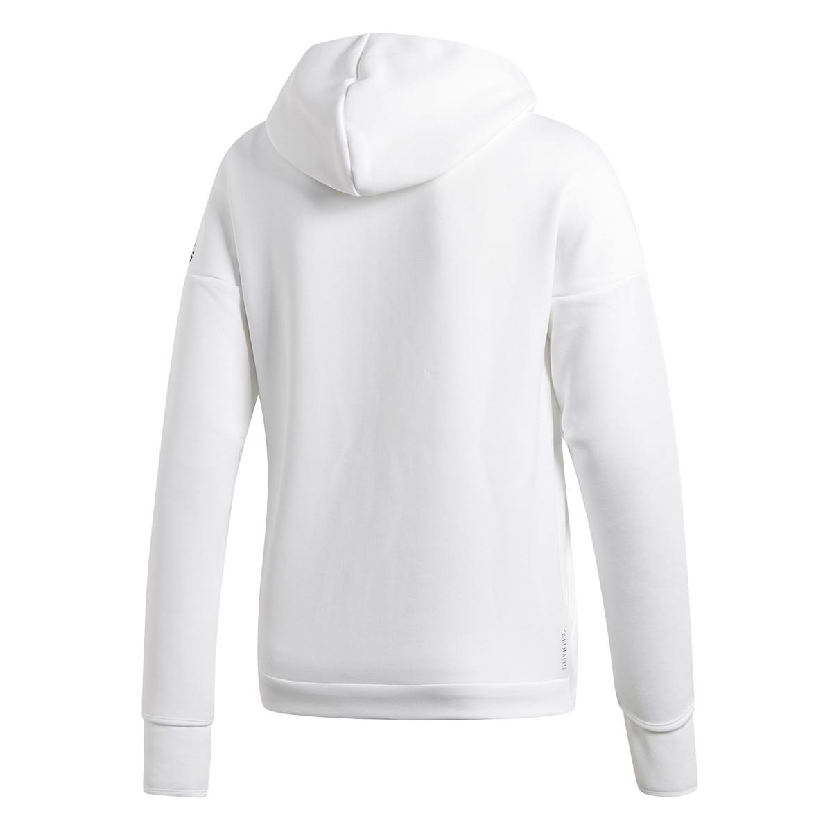 Sweatshirt adidas ZNE Fast Release White Loja de futebol