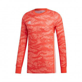 Camiseta  adidas Adipro 19 Goalkeeper Semi solar Red